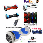 Hoverboard UL2272 Certified Electric Hover Board Self Balancing Bluetooth M
