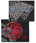 Game of Thrones Wallet Accessory Selection New & Sealed GoT Wolf Dragon