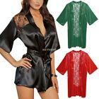 Sexy Lingerie Babydoll Women's Sleepwear Underwear Lace Dress Nightwear G-string