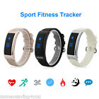 Diggro DF23 Heart Rate Bracelet Bluetooth Pedometer Call/SMS for Android IOS