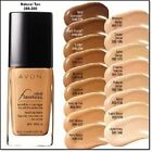 3X Avon Ideal Flawless Invisible Coverage Foundation  Samples (NOT BOTTLES)