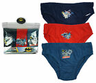 Boys Official Batman Pack of 3 Slip Briefs Underpants Underwear 2 to 6 Years