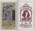 2011 Topps Gypsy Queen Mini Red Back 212 Miguel Tejada San Francisco Giants Card