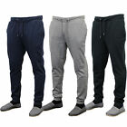 Mens Bottoms Brave Soul Jogging Trousers Pants Running Gym Casual Fleece Lined