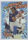 2001 Bowman's Best #IP4 Elvis Grbac Baltimore Ravens Football Card