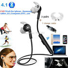 Sports Music Bluetooth 4.1 Wireless Headphone Headset Stereo Earphone Earpiece