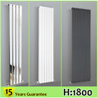 Vertical Designer Flat Panel Rads Column Tall Upright Central Heating Radiator