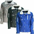 Mens Soulstar Light Weight Casual Designer Jacket Shower Proof Athletic Coat