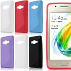 S-Line TPU Silicone Phone Cell Ultra-Thin Transparent Case Cover for Samsung Z2