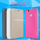 Nillkin Sparkle Leather Smart Flip Wallet Fit Case Cover For Huawei P9 Lite S001, used for sale  Hong Kong