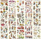 *MAMBI MINIS* Me & My Big Ideas Vintage Sticker Sheets HOLIDAYS BABY WEDDING KID