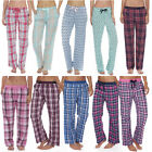 Ladies Forever Dreaming Lounge Trousers Pyjama Bottoms Soft Cotton Rich PJ