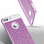 Luxury Bling Glitter Crystal Hard Back Phone Case Cover f iPhone X 6 6s 7 8 Plus <br/> iPhone 7 Plus / 8 Pus✔US Stock✔Film &amp;Pen✔Tracking No.