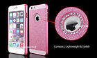 Luxury Bling Glitter Crystal Hard Back Phone Case Cover f iPhone X 6 6s 7 8 Plus