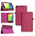 Folding PU Leather Case Cover for Asus Google Nexus 7 2Gen 2nd Generation 2013