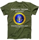 President Donald J. Trump Inauguration Day 2017 T-Shirt