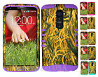 KoolKase Hybrid Silicone Cover Case for LG G2 - Camo Mossy 11