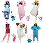 Fancy Dress Pajamas Stich Sanga Costume Cosplay Adult Kigurumi Romper UK
