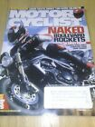 MOTORCYCLIST MOTORCYCLE MAGAZINE 2005 JUNE TRIUMPH TRIPLE BMW R1200ST Z750S GSXR $7.0 USD on eBay