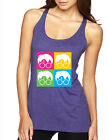 Women's Tank Top 4 Faces Harry Glasses Scar Cool Popular Top