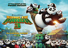 Kung Fu Panda 3 (2016) V2 - A1/A2 POSTER **BUY ANY 2 AND GET 1 FREE OFFER**