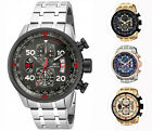 Invicta Men's Quartz Aviator Chronograph Bracelet Watch