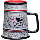 Nfl Stone Stein Patriots 49ers Seahawks Beer Mug Cup Glass Football Ceramic