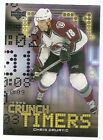 01/02 UPPER DECK CRUNCH TIMERS Hockey (#CT1-CT15) U-Pick from List