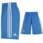 Adidas Real Madrid 2013 - 2014 Mens Away Football Shorts Z39493 D