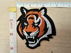 NFL Cincinnati Bengals Embroidered Iron On Patch logo helmet badge high quality