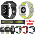 Replacement Silicone Sports Bracelet Band for Apple Watch Nike+ iWatch Series2/1