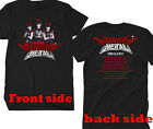 BABYMETAL tour U.S.A 2017 t-shirt From US S M L XL 2XL 3XL 4XL 5XL two sides