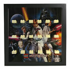 Lego Star Wars Classic Minifigures Display Case Picture Frame Minifigs