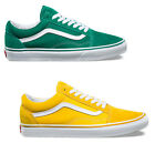 SCARPE VANS OLD SKOOL uomo SNEAKERS AUTHENTIC SKATE SHOES donna SUEDE CANVAS