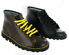 Grafters Monkey The Original Retrol Lace-Up Grip Mens Boys Boots Shoes UK3-12
