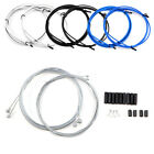NEW Complete set Brake+Gear Front Rear inner outer bike cables Derailleur Cable