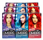 splat hair color red - Splat Ombre Rebellious Colors Hair Coloring Complete Kits 3 Pack