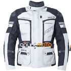 RST Pro Series  1850 Adventure III Motorcycle Textile Jacket Silver
