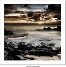 Coastal Storm Art Print/Canvas Home Decor Wall Art Poster - C