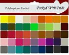 """100% Acrylic Craft Felt 9"""" Squares - Ideal for Crafting & Soft Toy making"""
