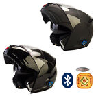 Viper RS-V131 BL+ 3.0 Bluetooth Flip Up ACU Motorcycle Motorbike Crash Helmet