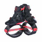 Black Red Kangooo Boots Jumping Shoes  Fitness Jump Shoes Bounce Shoes