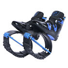 Black Blue Kangooo Boots Jumping Shoes Fitness Jump Shoes Bounce Shoes
