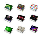 Colorful Designs Laptop Computer Skin Sticker Decal Cover Fit 15 inch 15.4 inch