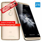 "NEW ZTE Axon 7 64GB/128GB 5.5"" 4G LTE Android 4GB RAM 20.0MP Unlocked Smartphone"