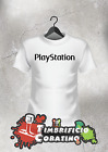 T-SHIRT UOMO DONNA PLAY STATION 1 VIDEOGAMES