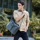 Men Business Laptop Bag Messenger Single Shoulder Briefcase Handbag Waterproof
