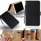 Leather Stand Flip Wallet Cover Case For Various Lenovo K series Models Phone