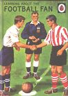 "LADYBIRD 'LEARNING ABOUT THE FOOTBALL FAN""  BIRTHDAY CARD *FREE 1ST P&P"