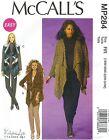 McCall's 7484 Misses' / Women's Cardigans and Vest   Sewing Pattern
